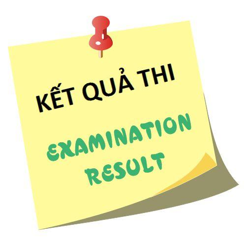 Kết quả thi KSCL khối 9 lần 1, học kỳ 1 năm học 2019 - 2020